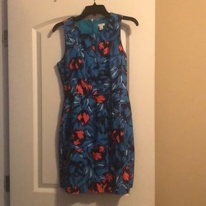 JCrew Blue Dress size 0